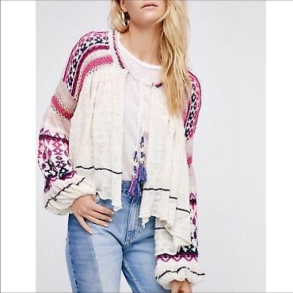NEW Womens Cardigan Ladies Boho Chunky Knit Tiger Knitted Slouch Cardi One Size
